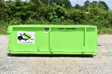 Dumpster Sizes in Mobile, 6 yard dumpster rental