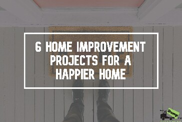 6 Best Home Improvement Projects