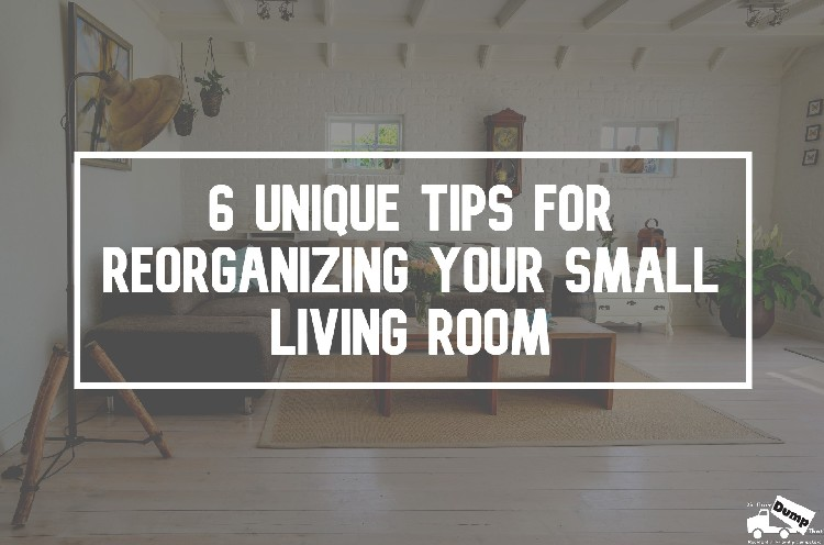 5 Unique Tips for Reorganizing Your Living Room