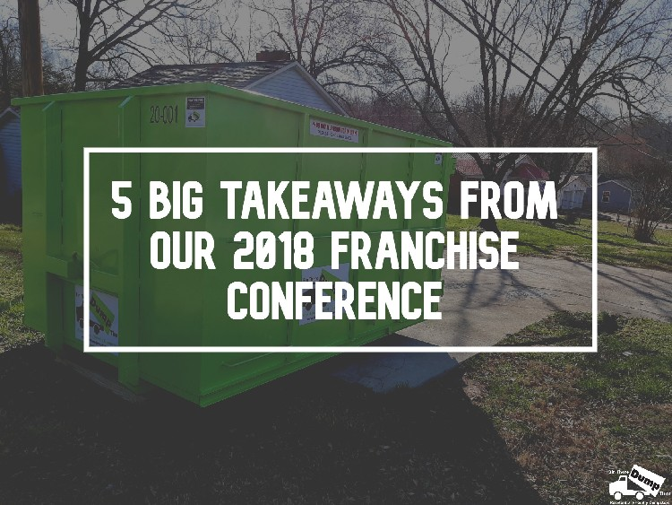 Big Takeaways From Our 2018 Franchise Conference