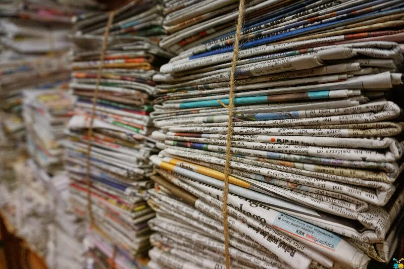 Recycle Newspaper